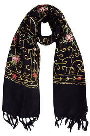 B0804-Embroidered-Pash-Black-SD