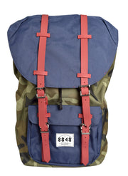 B7393-C057-Multi-Backpack-NavRed-OS