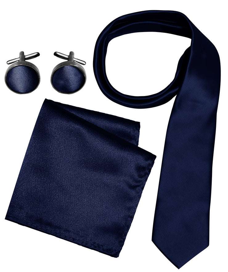 A6921-Necktie-Set-Solid-Navy-JG