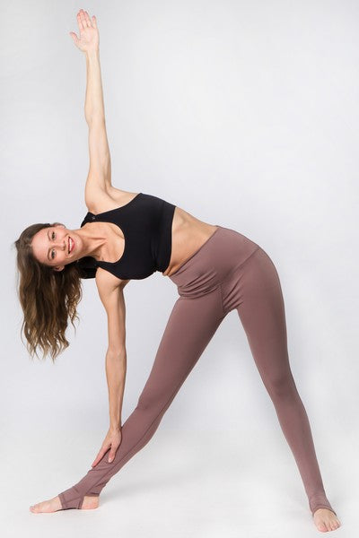 Stellan Active High Rise Stirrup Leggings