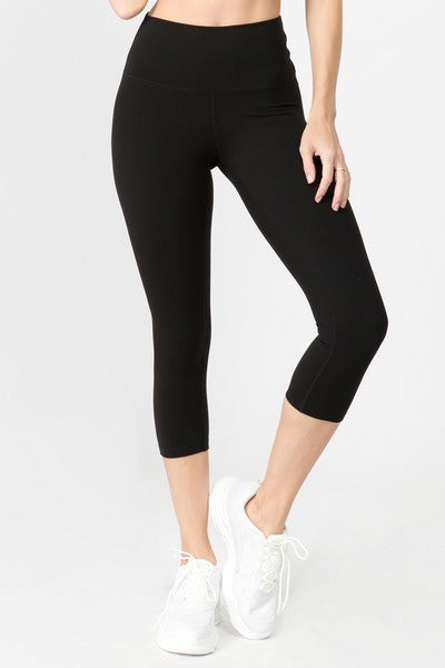 Arlo Active Buttery Soft Capri Leggings
