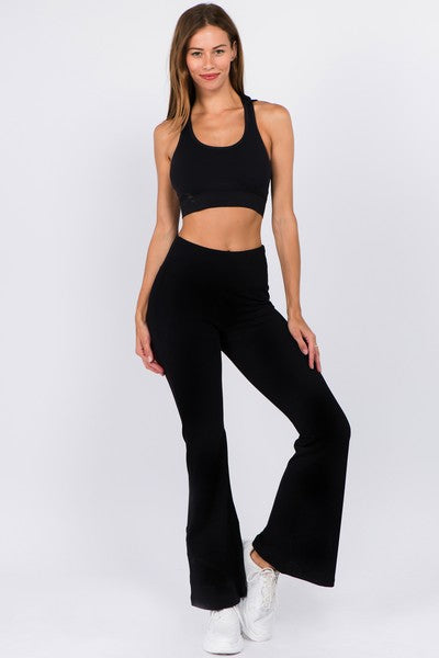 Opaline Active High Rise Flare Yoga Pants