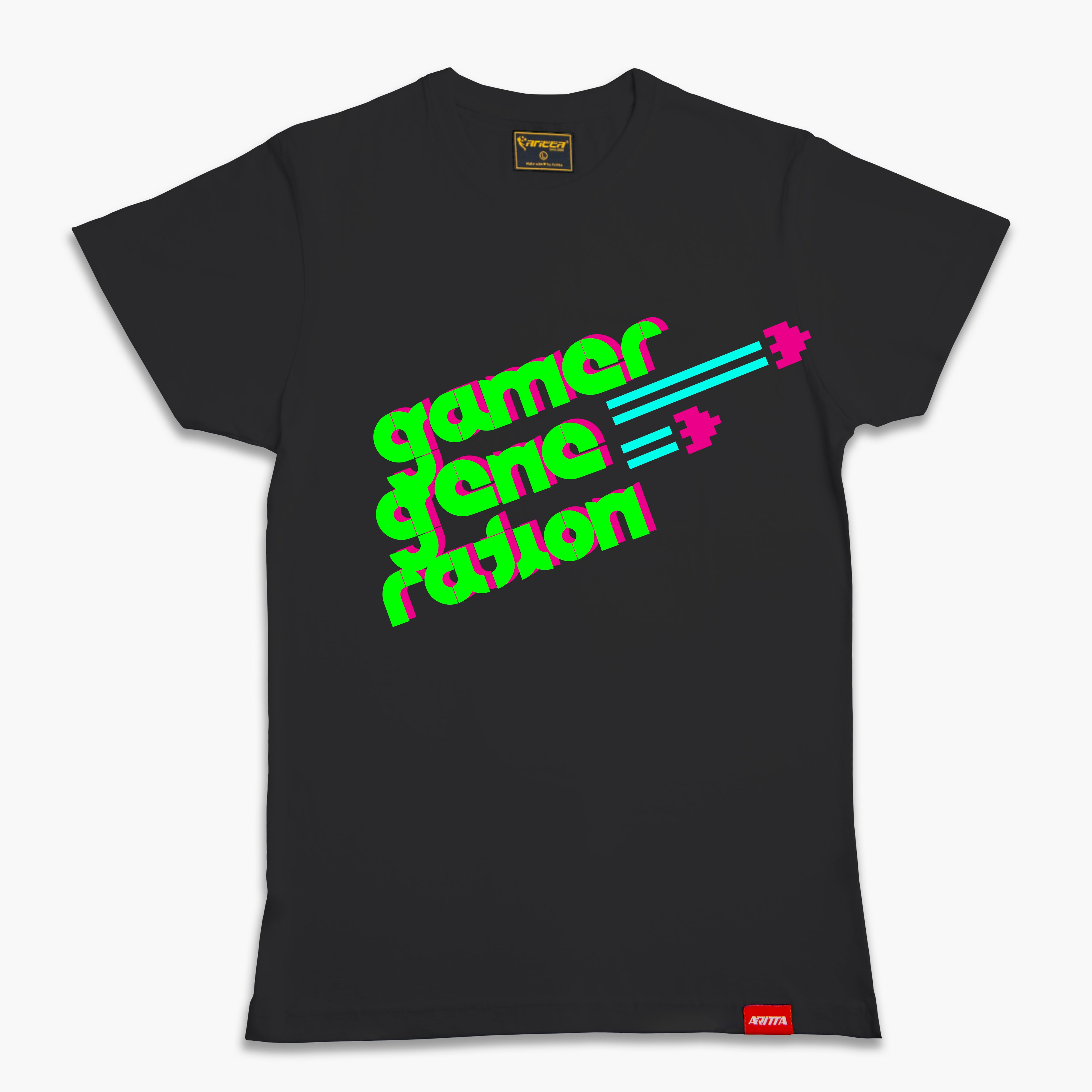 Camiseta Gamer Two