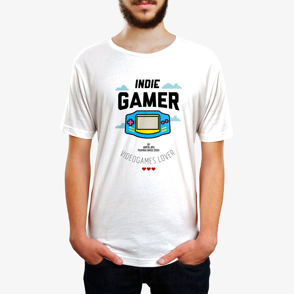 Camiseta Indie Gamer