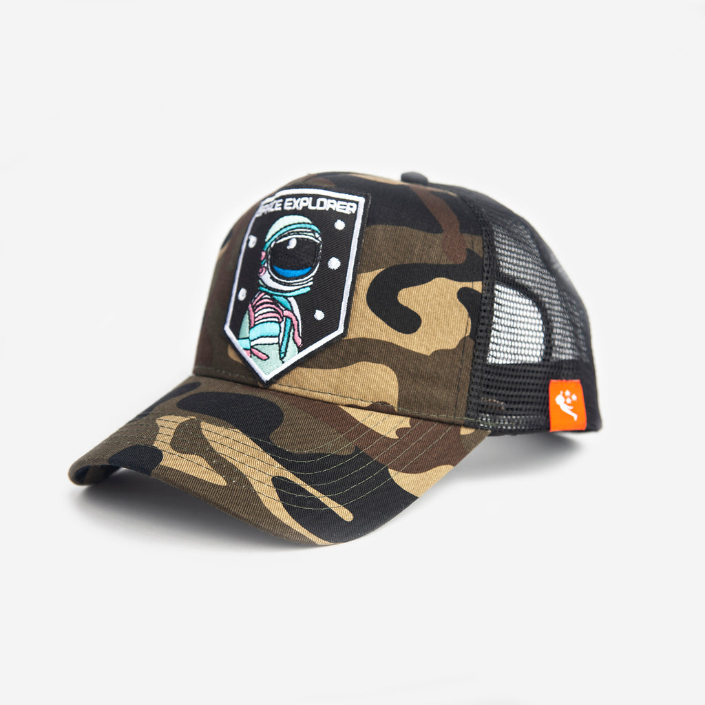 Gorra Trucker Space