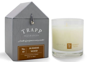 Burmese Wood Scent Trapp Candle