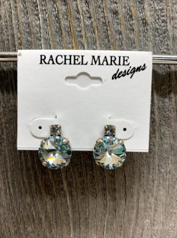 Bonnie Swarovski Earring by Rachel Marie Designs
