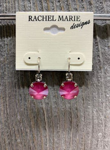 Brooke Swarovski Peony Drop Earring by Rachel Marie Designs