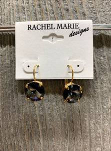 Silvernight Swarovski Earring by Rachel Marie Designs