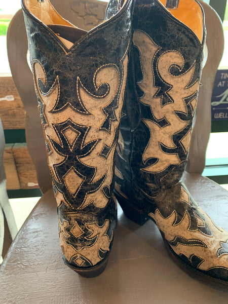 Zephyr Boots size 8