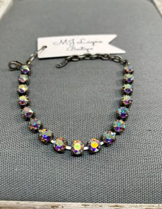 Jane Bracelet in AB by Rachel Marie Designs