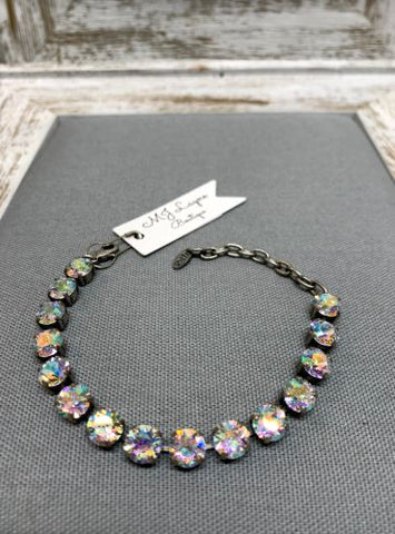 Jess Bracelet in AB by Rachel Marie Designs