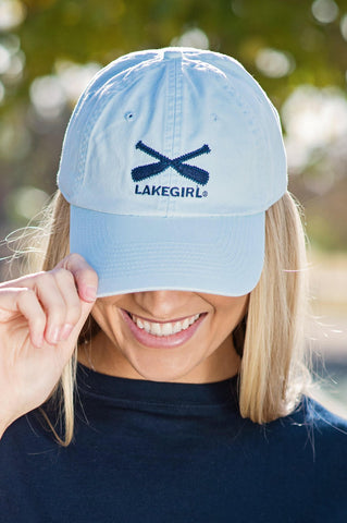 Lakegirl All American cap
