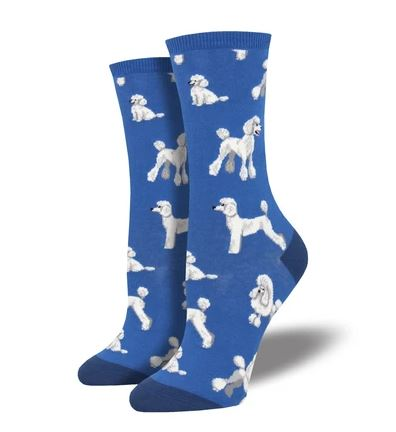 OODLES OF POODLES WOMEN'S SOCKS