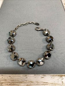Stella Bracelet Chrome by Rachel Marie Designs