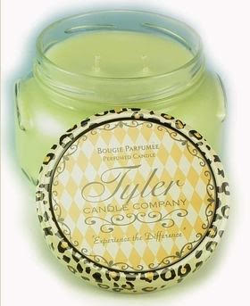 Tyler Scent Tyler Candle
