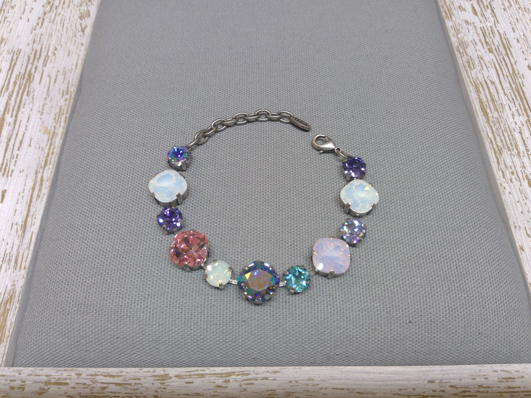 Laura Bracelet Freedom Collection by Rachel Marie Designs