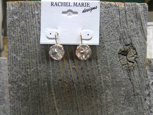 Rose Gold Sandi Earring by Rachel Marie Designs