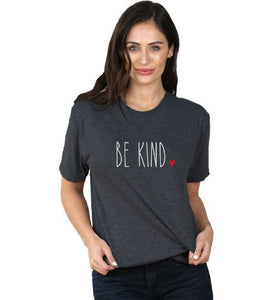 Be Kind T-Shirt by The Home T