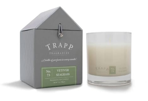 Veviter Seagrass Scent Trapp Candle