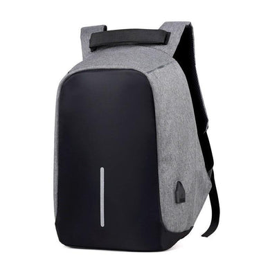 Anti-theft Bag Men Laptop Rucksack Travel Backpack Women Large Capacity Business USB Charge College Student School Shoulder Bags - My Active Store
