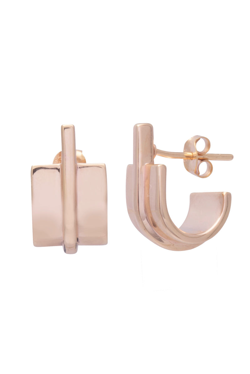 Sahara Ear Cuffs Gold