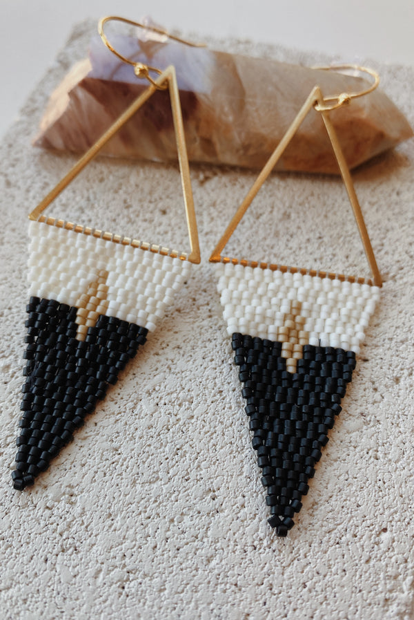 The Osage Earring