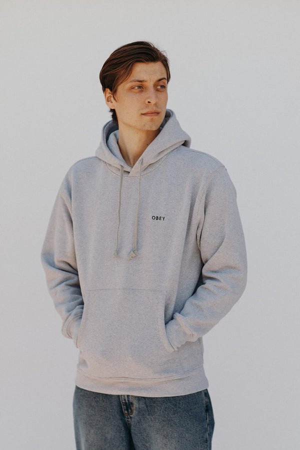 Ideals Sustainable Hood Ash Grey