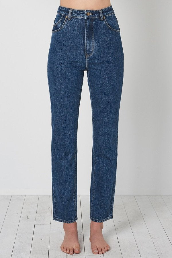 Dusters Jean Eco Natalie Blue