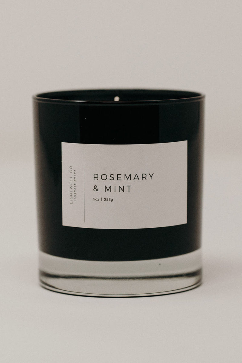 Rosemary & Mint Candle