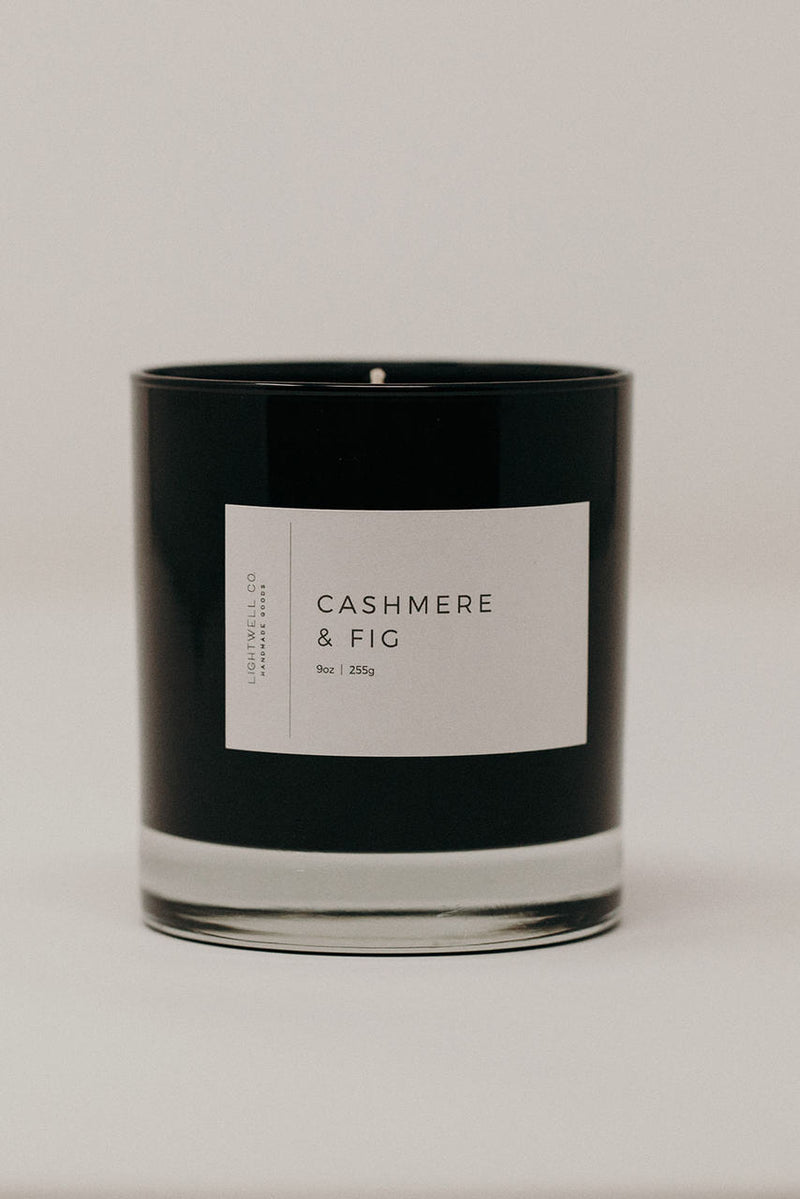 Cashmere & Fig Candle