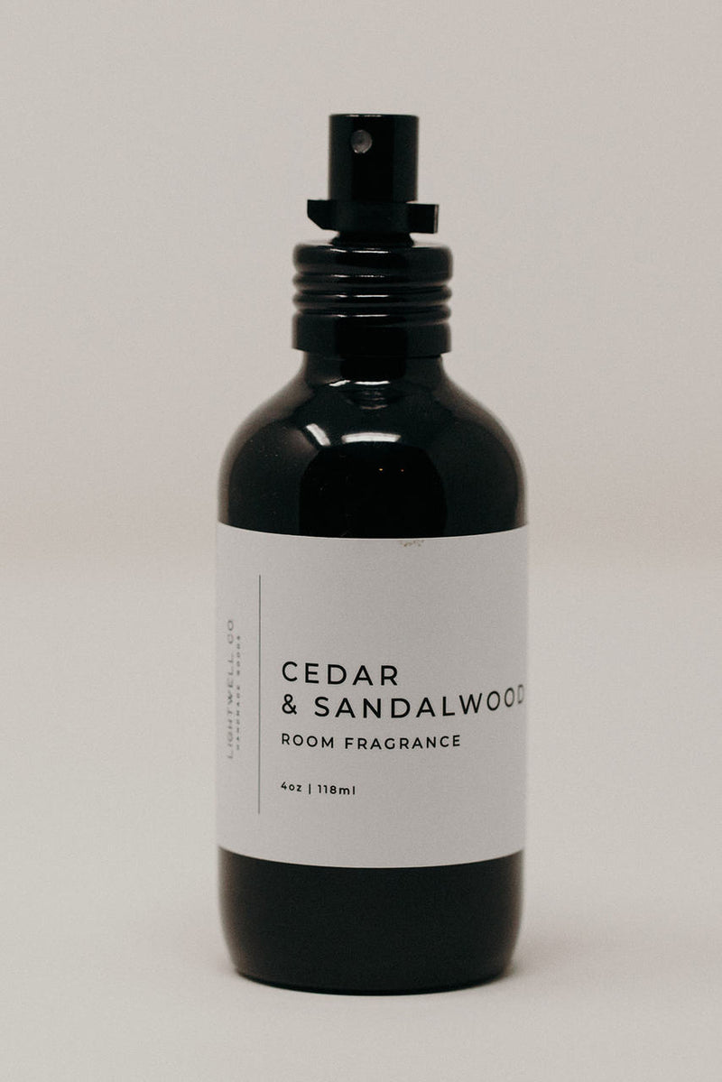 Cedar & Sandalwood Room Fragrance
