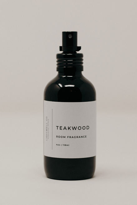 Teakwood Room Fragrance