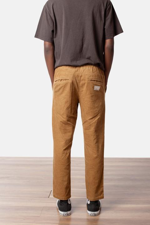 Cord Sunday Pant Tobacco