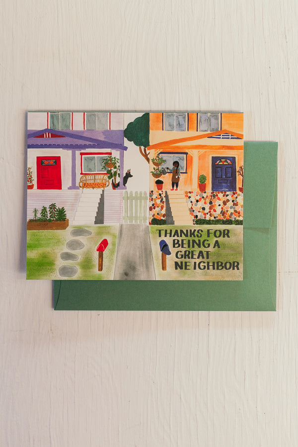 Great Neighbor Card