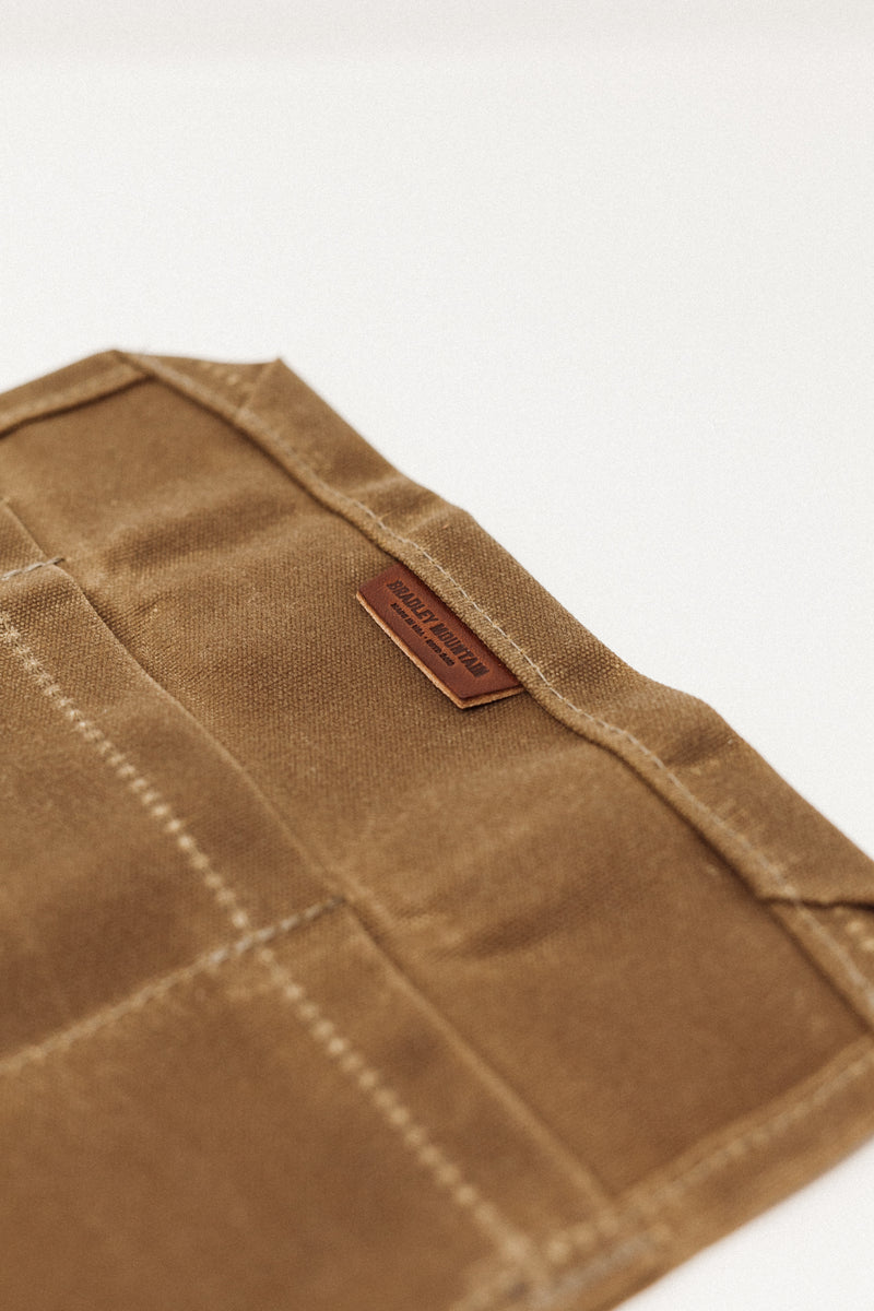 Brush Brown Utility Roll