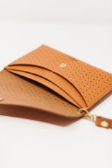 Clutch Wallet Tan