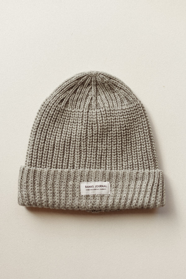 Made For Beanie Heather Grey
