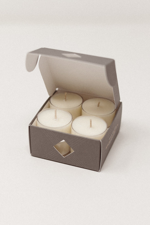 Wild Spruce Tealight Candles
