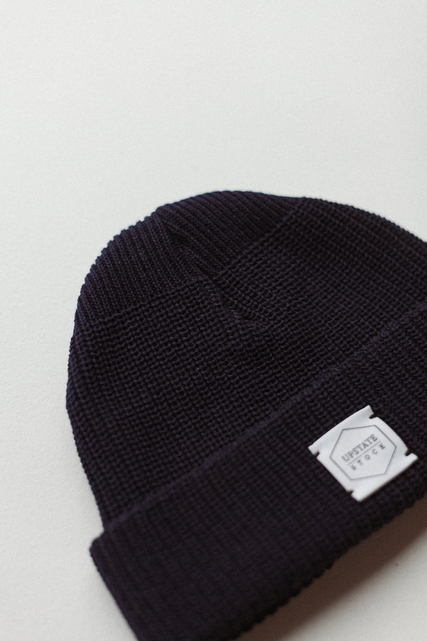 Eco-Cotton Watchcap Navy