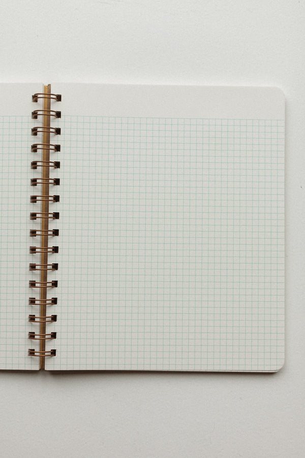 Standard Notebook Mustard Graph