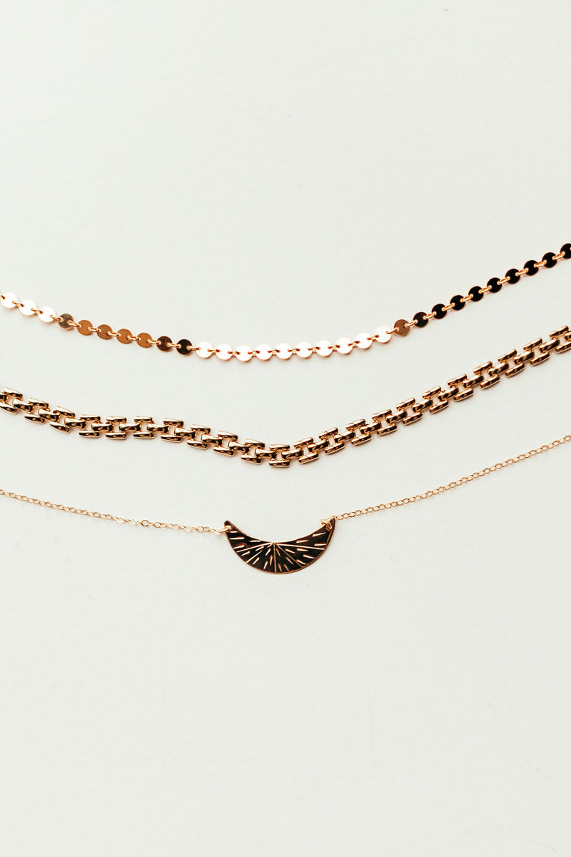 Joanne Chain Necklace