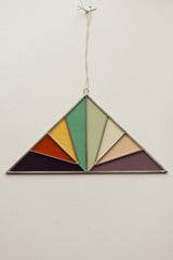 Large Panel Triangle Summer