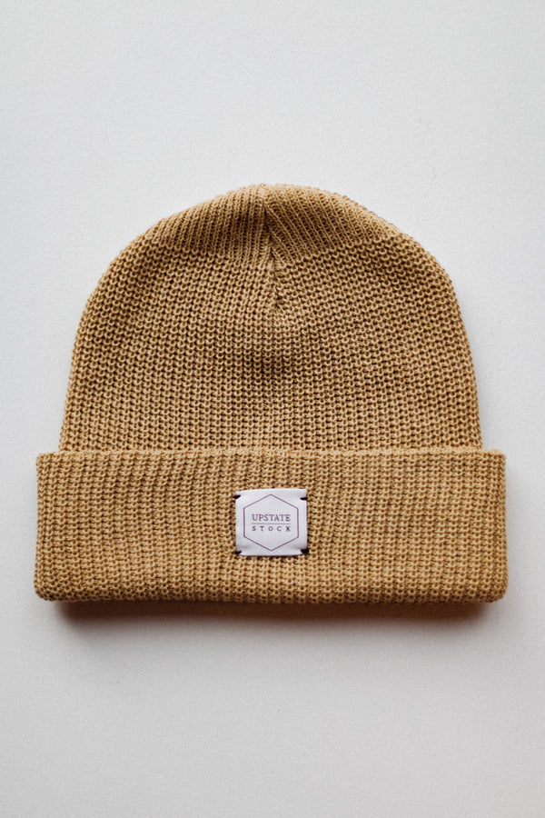 Eco-Cotton Watchcap Straw