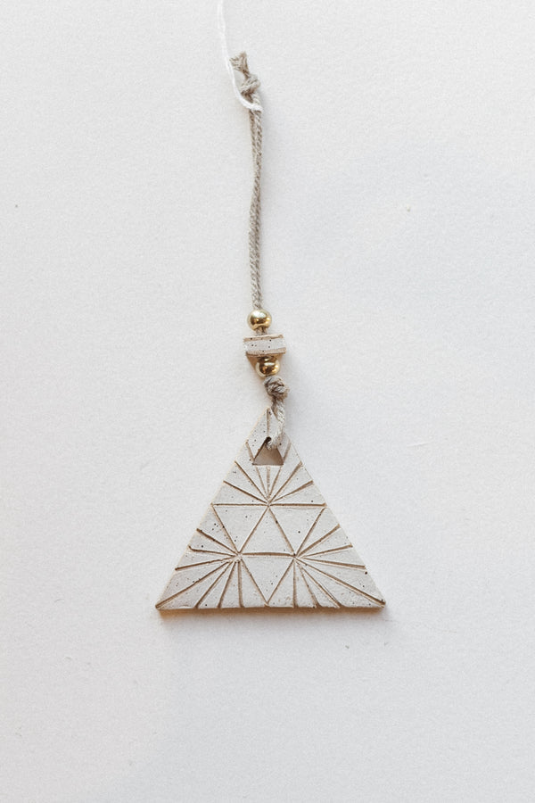 Triangle Ornament