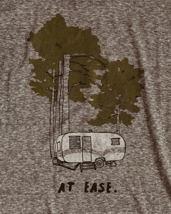 At Ease Tee Grey