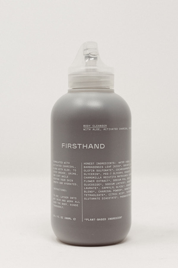 Charcoal Body Cleanser