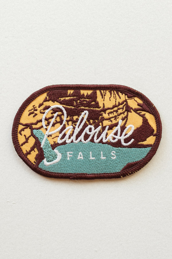 Palouse Falls Patch