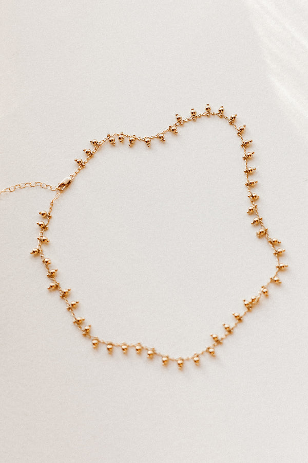 Bell Chain Necklace