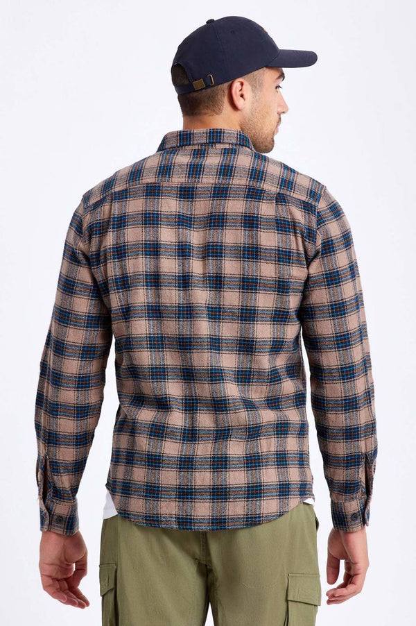 Bowery Lightweight Long Sleeve Pine Bark